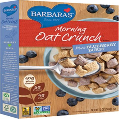 Morning Oat Crunch Mini Blueberry Burst