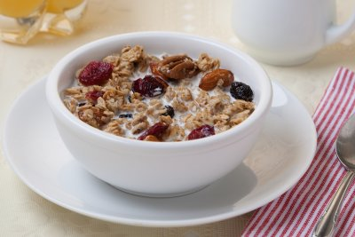 Breakfast Granola Cereal