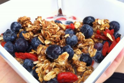 Hemp And Flax Granola