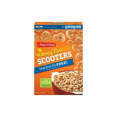 Honey Nut Scooters Cereal