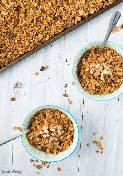 Maple French Toast Granola