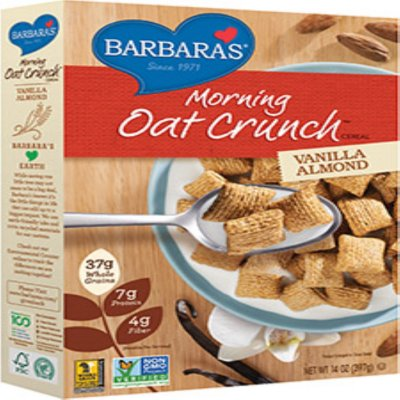 Morning Oat Crunch Vanilla Almond
