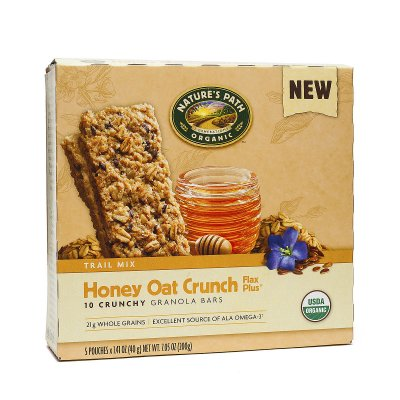 Organic Oat & Honey Granola