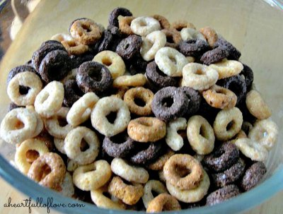 Dark Chocolate Crunch Multigrain Cheerios