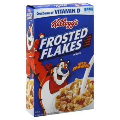Frosted Flakes Of Corn Cereal