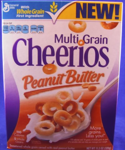 Multi Grain, Peanut Butter Cereal