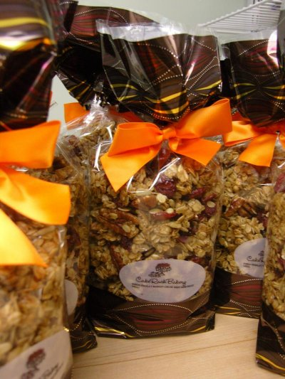 Organic Granny's Apple Granola Cereal