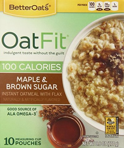 Whole Grain & Oats Cereal, Maple & Brown Sugar