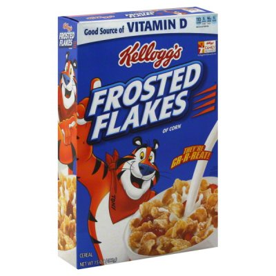 Cereal, Frosted Flakes
