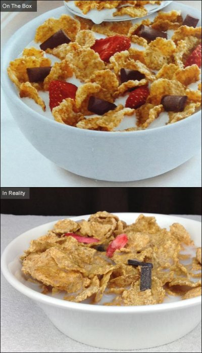 Chocolatey Strawberry Cereal