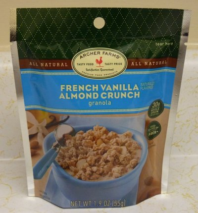 Granola, French Vanilla Almond Crunch