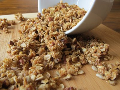 Granola, homemade