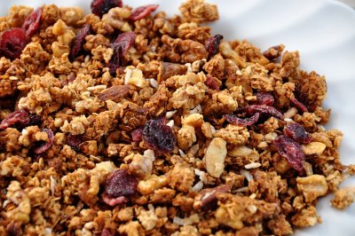 Granola, with Nuts