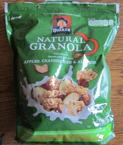 Natural Granola - Apple Cranberry Almond