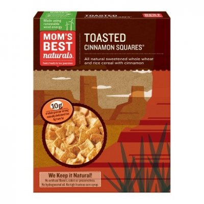 Naturals - Toasted Cinnamon Squares