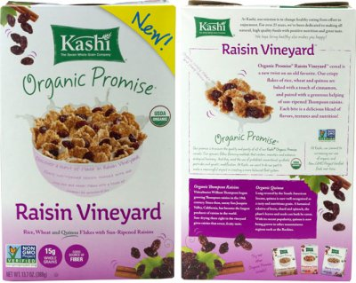 Raisin Vineyard Cereal