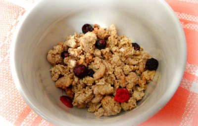Very Berry Clusters Cereal