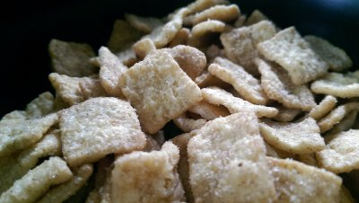 Cereal, Cinnamon Crunch Squares