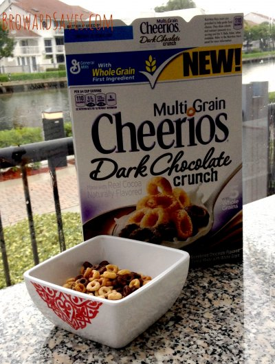Cereal, Multigrain, Chocolate