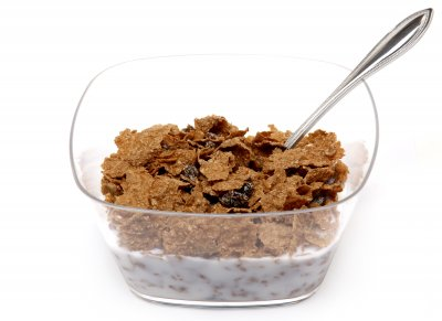 Cereal, Raisin Bran