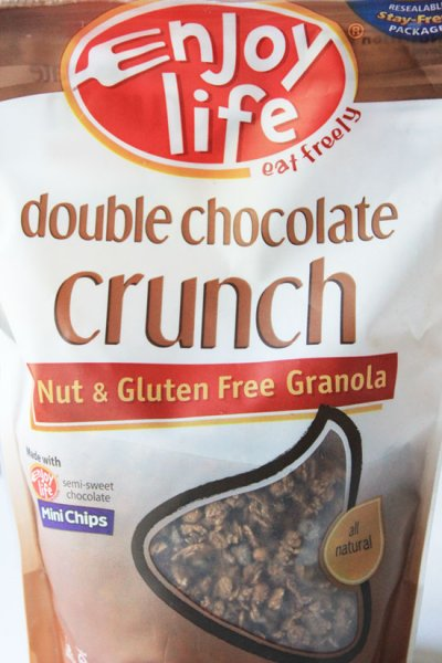 Double Chocolate Crunch, Granola