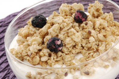 Granola, Wild Blueberry with Flax