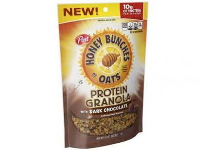 Honey Bunches Of Oats, Protein Granola With Dark Chocolate