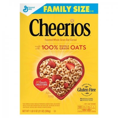 Cereal, Family Size