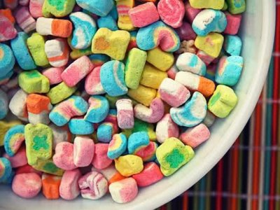 Cereal, Marshmallow Dreams