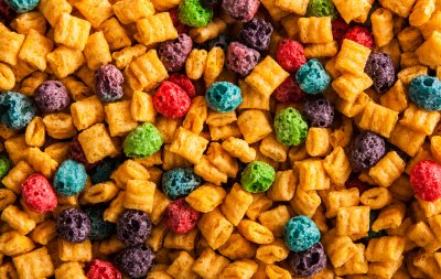 Cereal,Crunch Berries