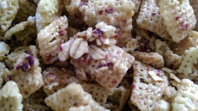 Chex Clusters, Fruit & Oats Cereal