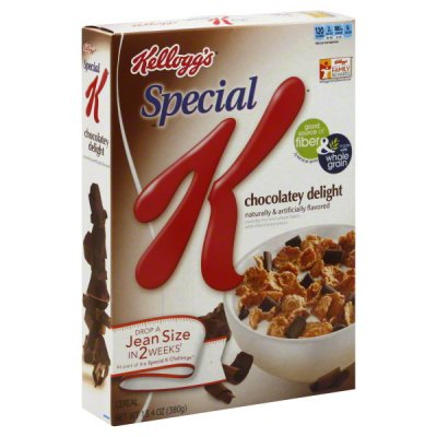 Chocolatey Delight Cereal