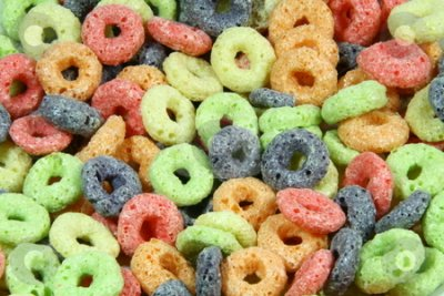 Fruit Rounds Cereal