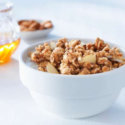 Honey Almond & Flax 9 Whole Grain Crunch Cereal