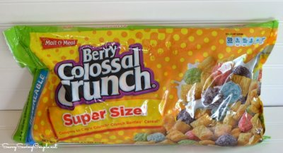 Berry Colossal Crunch