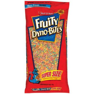 Fruity Dyno-Bites Cereal