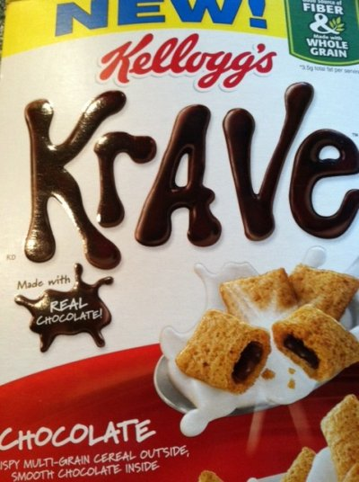 Krave, Chocolate Cereal