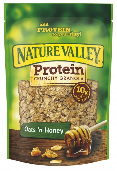 Protein, Oats & Honey