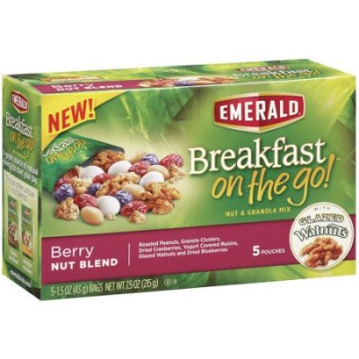 Breakfast on the Go - Nut & Granola Mix - Breakfast Nut Blend