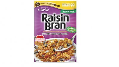 Crunch Granola Raisin Bran
