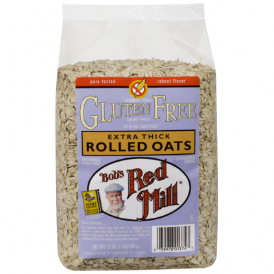 Extra Thick Rolled Oats, Gluten Free