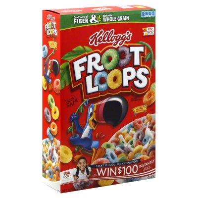 Froot Loops, Cereal