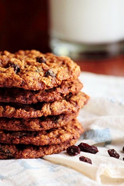 Oatmeal Crisp - Raisin