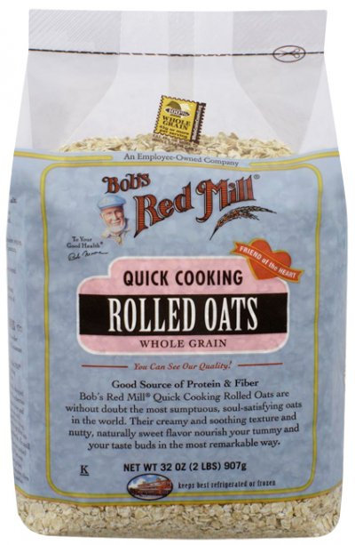Whole Grain Quick Rolled Oats