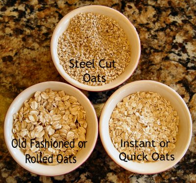 Oatmeal, Quick Oats