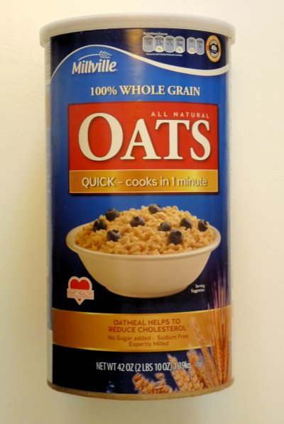 Oats,100% Whole Grain Quick