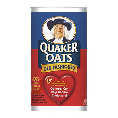 Oats, Old Fashioned