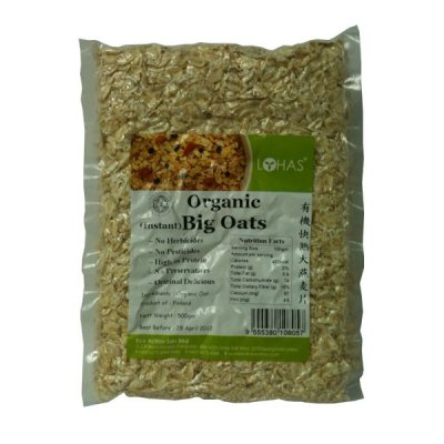 Oats,Quick 100% Natural