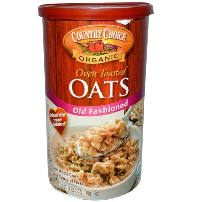 Organic Old Fashioned Oatmeal