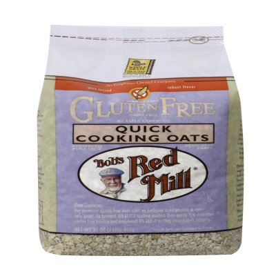 Quick Cooking Oats, Gluten Free